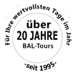 BAL-Tours Stamp
