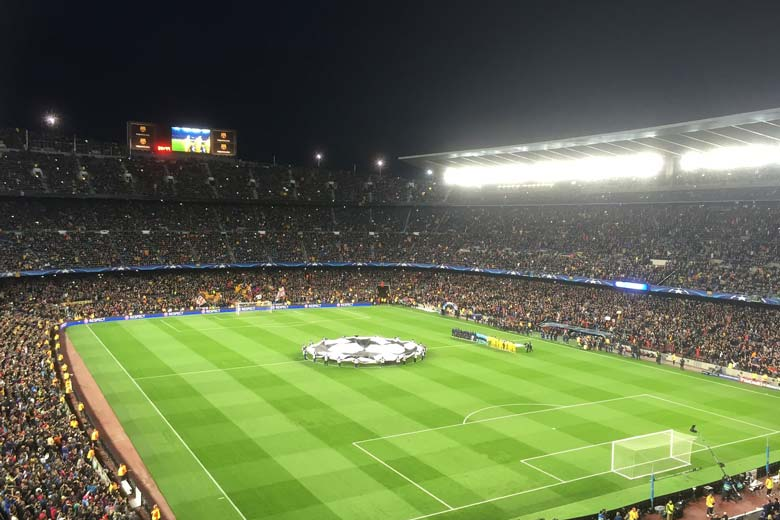 Champions League Finale in Madrid