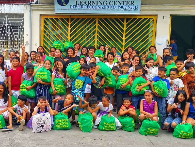 "Erbe, ""Homestay"" und kulturelle Immersion, Philippinen"