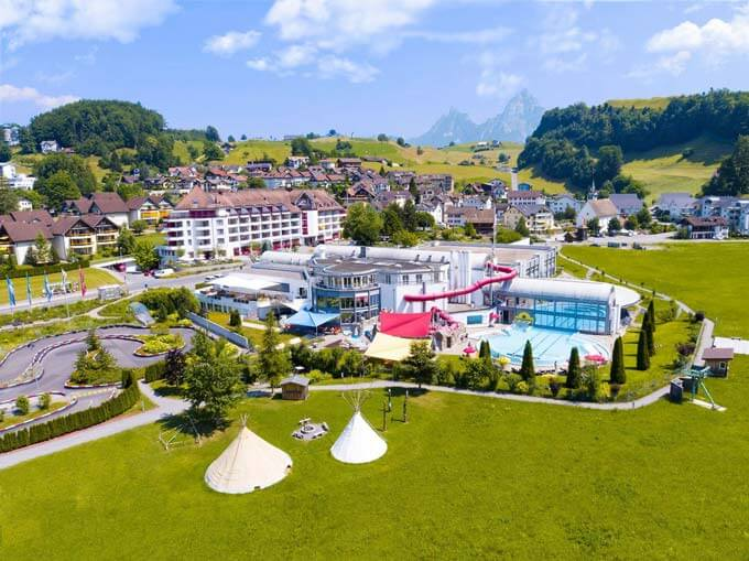 Hotel Swiss Holiday Park